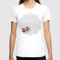 minimalist T-shirts featuring Minimalist by Leonor Saavedra