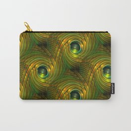 3D - abstraction -44- Carry-All Pouch