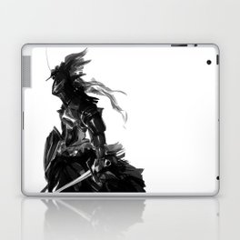 Female knight Laptop & iPad Skin