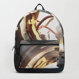 USSR Astronaut Backpack