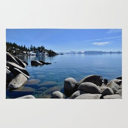 Sand Harbor, Lake Tahoe Rug