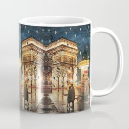 Rain Cant Touch Us Coffee Mug
