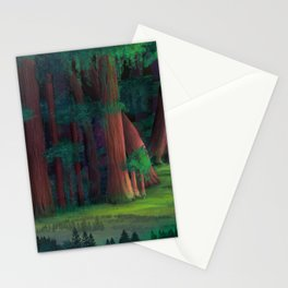 The Ancient Forest Stationery Cards