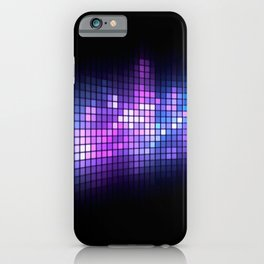 80s Vibe iPhone Case
