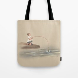 Can't Let Go Tote Bag