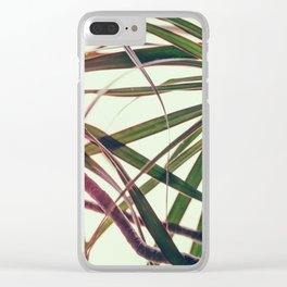 Window Plant Clear iPhone Case