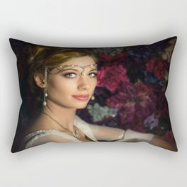 A Serene Grandeur Rectangular Pillow