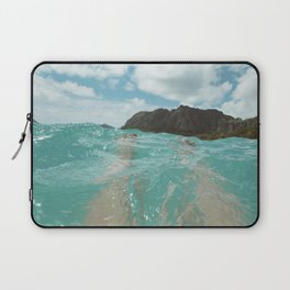 Hawaii Water III Laptop Sleeve