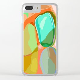 orgánica Clear iPhone Case