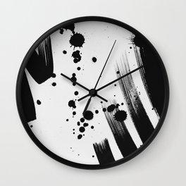 Feelings #2 Wall Clock