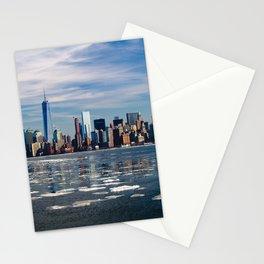 Manhattan Skyline Stationery Cards