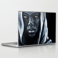 african Laptop & iPad Skins featuring African by elenachukhriy