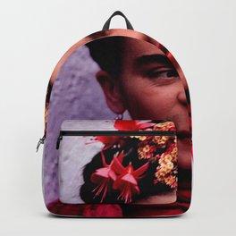 Frida in color Backpack