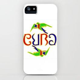 """""""CUBA"""" INVERTIBLE iPhone Case"""