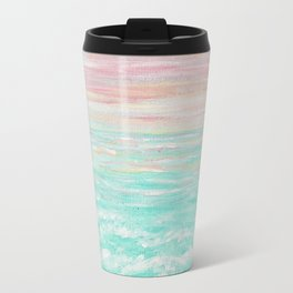 Tropical Sunset Travel Mug