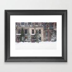 -20C Framed Art Print