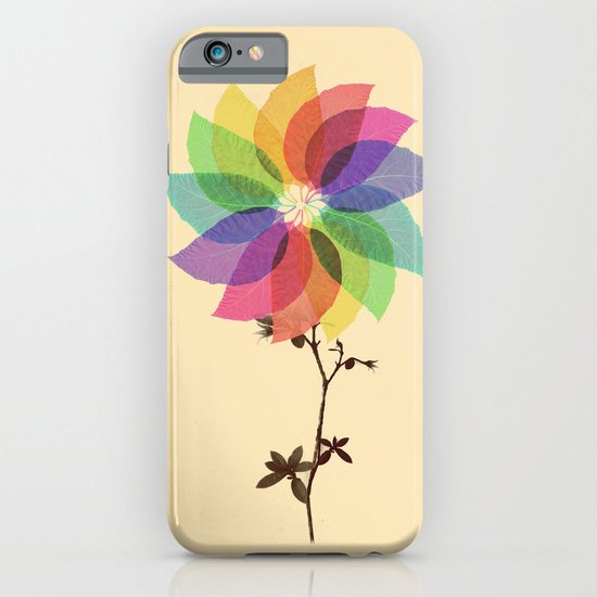 The windmill in my mind iPhone & iPod Case