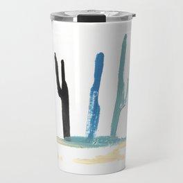 the desert II Travel Mug