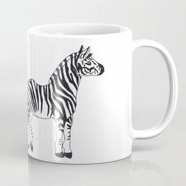 Zebra Stan Coffee Mug