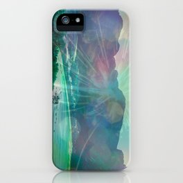 STAY FOREVER BAY iPhone Case