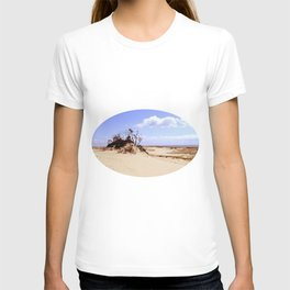 dust in the wind T-shirt