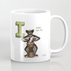 Animals & Instruments ABCs – I Coffee Mug
