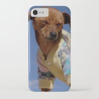 hot dog iPhone & iPod Cases featuring Hot dog by Fernando Libânio