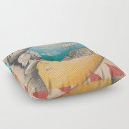 Ciao! Floor Pillow