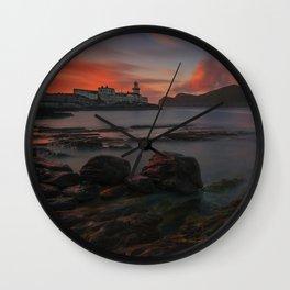 Cromwell Lighthouse II Wall Clock