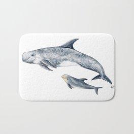 Risso´s Dolphin Bath Mat