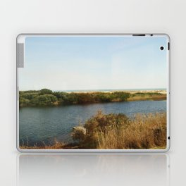 The pond by the Ocean Laptop & iPad Skin