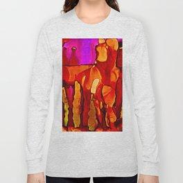 Cavern Colors Long Sleeve T-shirt