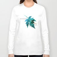 tinker bell Long Sleeve T-shirts featuring Tinker Bell I'll always love you by Chien-Yu Peng