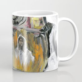 Christian fire Fighter Coffee Mug