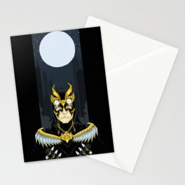 Talon {Goggles up} Stationery Cards