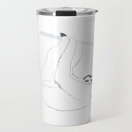 Sloth Mom and Baby Travel Mug