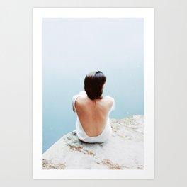 I know places (Leica M3 and Kodak Portra film) Art Print