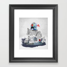 OHNZ - R13/1 Framed Art Print