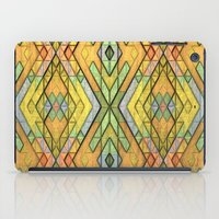 deco iPad Cases featuring Deco Diamonds by Lyle Hatch