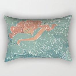 Fallen Angels Rectangular Pillow