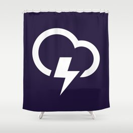 Thunderstorm - Better Weather Shower Curtain