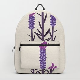 Butterfly Lavender Backpack