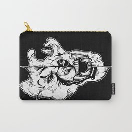 Wild Inside Carry-All Pouch