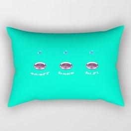 Control panel Rectangular Pillow