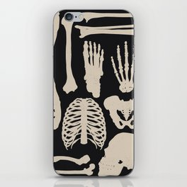 Osteology iPhone Skin