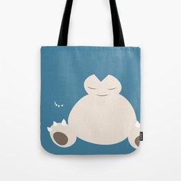 Snorlax Tote Bag