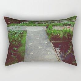 Bali Garden Rectangular Pillow