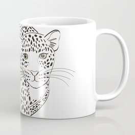 The Creeping Leopard Coffee Mug