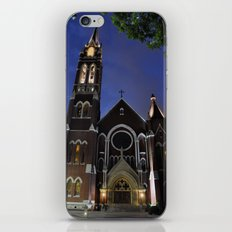 Cathedral Santuario de Guadalupe iPhone & iPod Skin