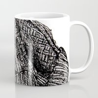 knit Mugs featuring Knit Cap by JBlye